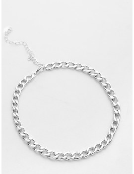 Chain Choker Necklace by Sheinside