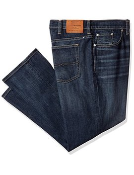 Lucky Brand Men's Big & Tall 410 Athletic Jean In Corte Madera by Lucky+Brand