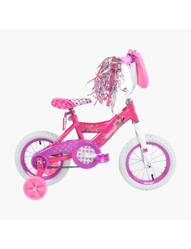 "Huffy Disney Minnie Mouse 12"" Kids' Bike   Pink by Huffy"