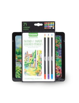 Crayola Signature™ Colored Pencils 24ct by Crayola