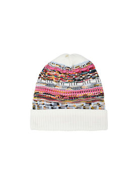 Multicolored Knit Hat by Missoni