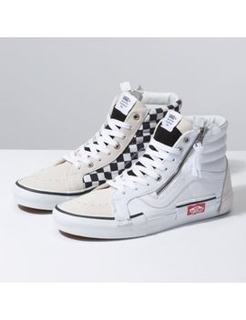 Checkerboard Sk8 Hi Reissue Cap by Vans