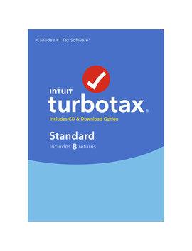 Turbo Tax Standard 2018 (Pc)   8 Returns by Intuit