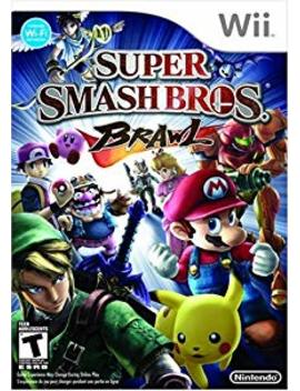 Super Smash Bros. Brawl by By          Nintendo