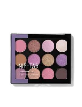 Nip+Fab Make Up Eyeshadow Palette  5 by Nip + Fab