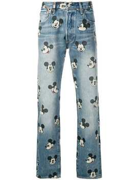 Levi's X Disney Mickey Mouse Jeans by Levi's