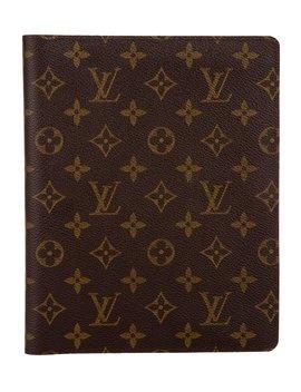 Monogram Large Desk Agenda Cover by Louis Vuitton