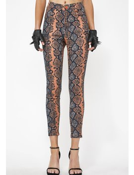 Toxin Fever Skinny Pants by Hot Delicious
