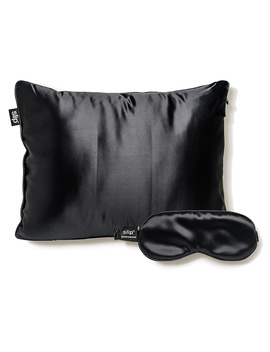 Slip Travel Set   Black (2 Piece) by Slip