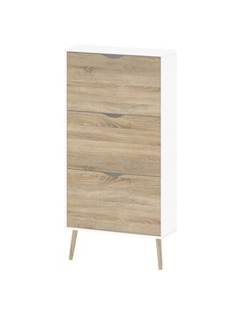 Tvilum Diana 3 Drawer Shoe Cabinet, Multiple Finishes by Tvilum