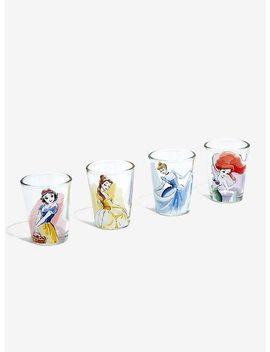 Disney Princess Mini Glassware Set by Hot Topic