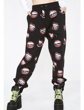Mouth Sweatpants by Chinatown Market