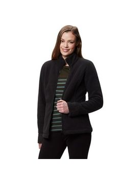 Regatta   Black 'bernice' Fleece Jacket by Regatta