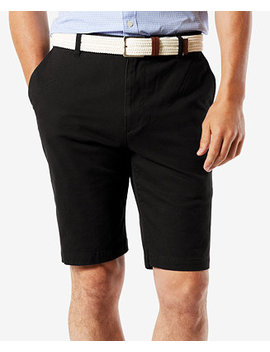 "Men's Classic Fit 9.5"" Perfect Stretch Short D4 by Dockers"