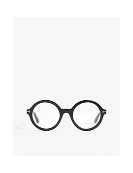 Tf5461 Round Frame Glasses by Tom Ford