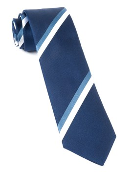 Ad Stripe Tie by The Tie Bar