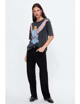 ©&Nbsp;Disney's Dumbo T  Shirt View All T Shirts Woman by Zara
