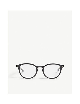 Gg0187 O Round Frame Glasses by Gucci