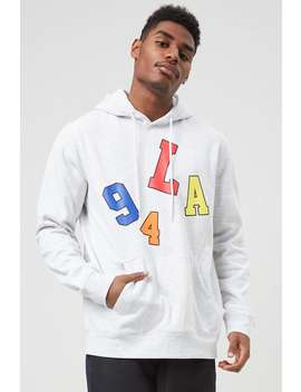La 94 Graphic Hoodie by Forever 21
