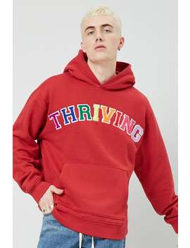 Thriving Graphic Hoodie by Forever 21