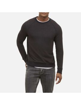 Comfort Knit Sweatshirt   Crew Neck by Kenneth Cole New York
