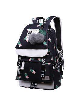 2019 Emoji Geometric Backpack Male Female Japan Ring Laptop Shoulder Bag Best Travel Backpack For Men Women Mochila My Rucksack by Fengdong