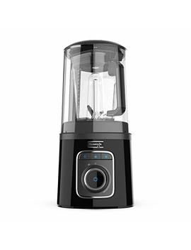 Kuvings Vacuum Sealed Auto Blender Sv500 B With Bpa Free Components, Quiet Blender, Virtually No Foam, Heavy Duty 1700 W Motor, Black by Kuvings