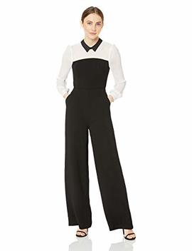 Bcb Generation Women's Two Fer Shirt Jumpsuit by Bcb Generation