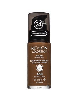 Revlon Color Stay Makeup For Combination/Oily Skin, Mocha by Revlon