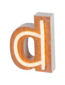 Led Neon Letter   D by Chapters Indigo Ca