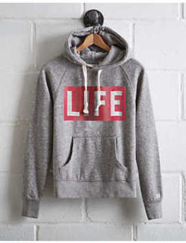 Tailgate Women's Life Fleece Hoodie by American Eagle Outfitters