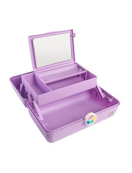Caboodles Makeup Bags And Organizers Ottg Solid Lavender by Caboodles