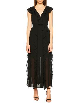 Emily Frill Maxi Dress by Bardot