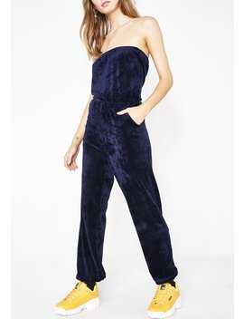 Egotistic Tube Jumpsuit by Emory Park