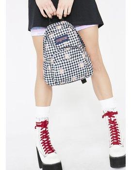 Daisy Half Pint Mini Backpack by Jan Sport