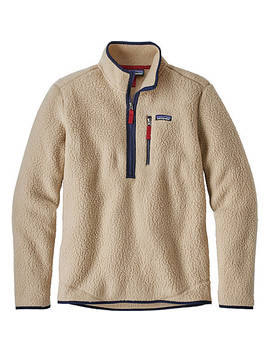 Mens Retro Pile Pullover by Patagonia