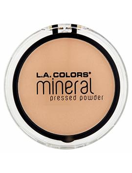 L.A. Colors Mineral Pressed Powder Mp301 Light Ivory by L.A. Colors