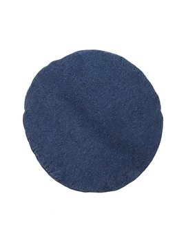 Cotton Blend Denim Beret by Forever 21