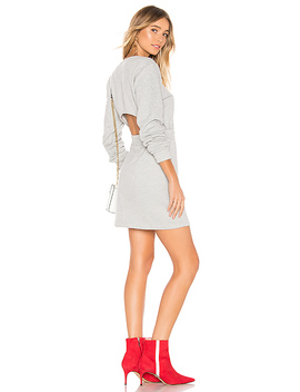 Pavi Sweatshirt Dress by Lovers + Friends