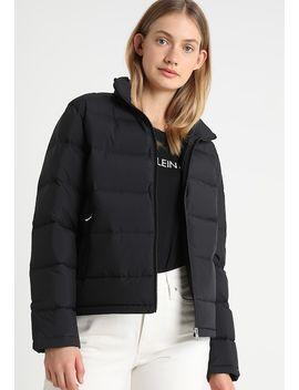 Light Short Puffer   Down Jacket by Calvin Klein Jeans