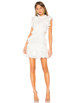 Seven Seas Mini Dress by Thurley