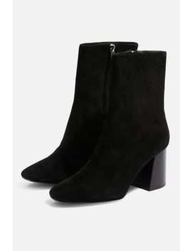 Heidi High Ankle Boots by Topshop