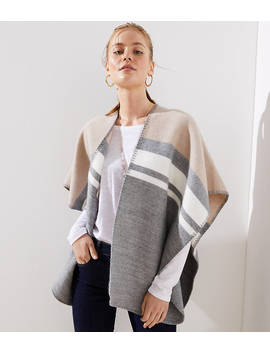 Striped Wrap by Loft