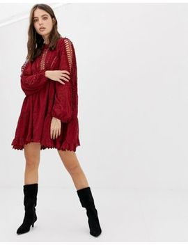 Free People Venice Tunic Dress by Free People