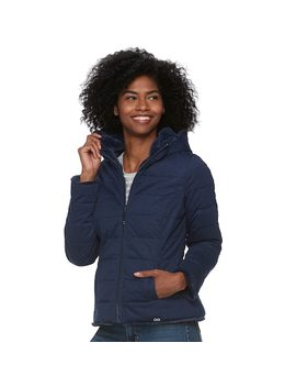 Women's Be Boundless Hooded Reversible Jacket by Kohl's