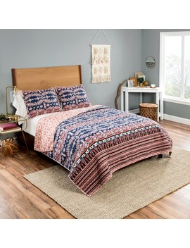 Global Yara Reversible Quilt Set   Vue by Vue