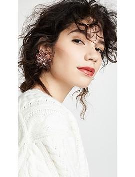 Marquee Earrings by Rachel Comey