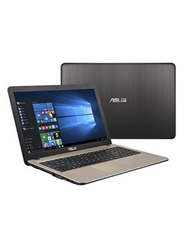 Asus X540 Ma Gq221 T15.6 Inch Hd Laptop (Chocolate Black) (Intel Pentium N5000 U, 4 Gb Ram, 1 Tb Hdd, Windows 10) by Asus