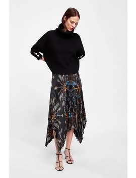 Pullover Mit Perlenbesatz  Strickpullover Strickwaren Damen by Zara
