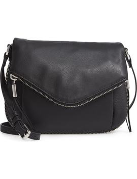 Key Leather Crossbody Bag by Vince Camuto
